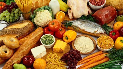 Các loại thực phẩm chúng ta tiếp xúc hàng ngày