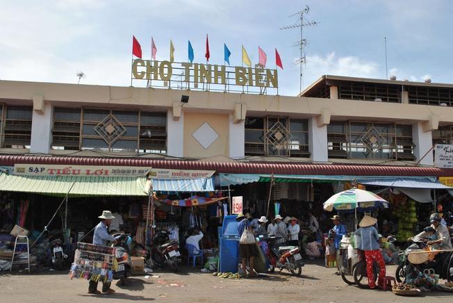 Chợ Tịnh Biên -An Giang