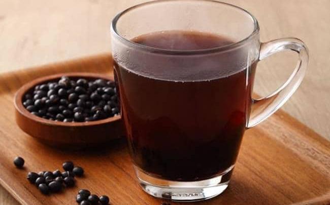 Tác dụng của việc uống nước đậu đen
