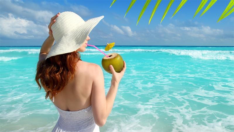 Tác dụng của việc uống nước dừa